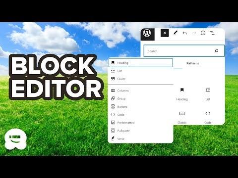 WordPress Gutenberg Tutorial