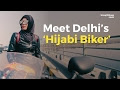 Roshni Misbah Is Breaking Stereotypes As She Vrooms On Her Super-bike Wearing A Hijab