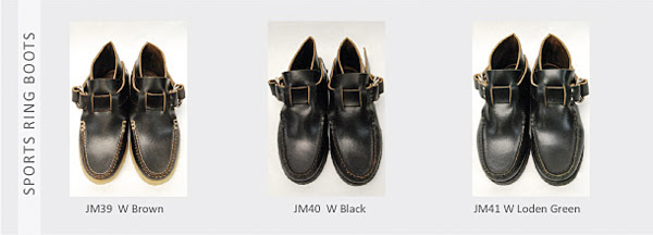 Yuketen ring boots 10