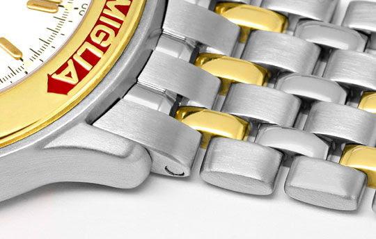 Foto 4, Chopard Mille Miglia Chronograph, Stahl-Gold-Uhr Topuhr, U1443