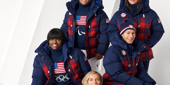 Team USA uniforms for closing ceremony in Beijing unveiled by Ralph Lauren