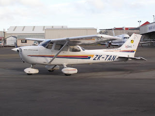 ZK-TAN Ardmore Flying School Cessna C172R
