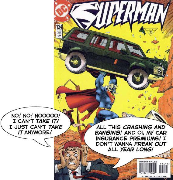 Superman #124