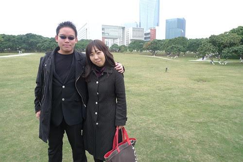 With Eri of Tokyo Short Shorts Fest
