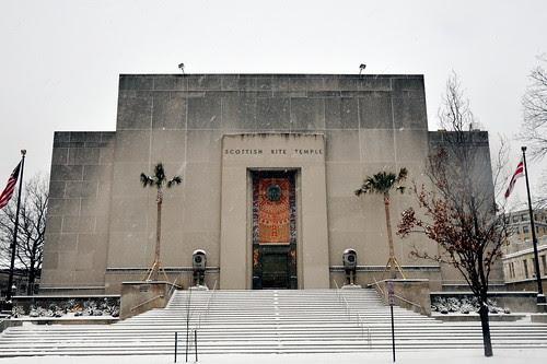 Winter Temple