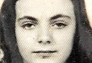 Alessandra Sandri, scomparsa nel 1975