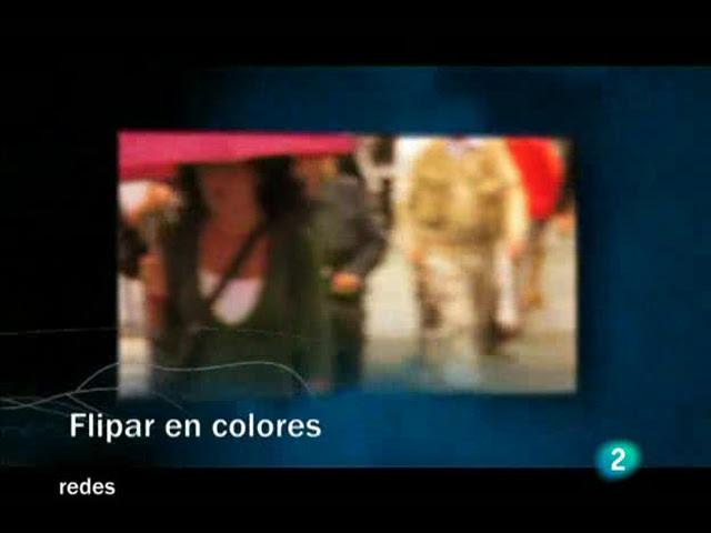 Redes - Flipar en colores