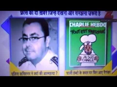 Satanistique  Des journalistes indiens s étaient très tôt intéressés à  l attentat contre Charlie Hebdo fa7bb945adf