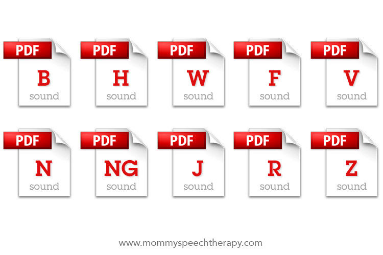 Speech Therapy Worksheets Mommy Speech Therapy