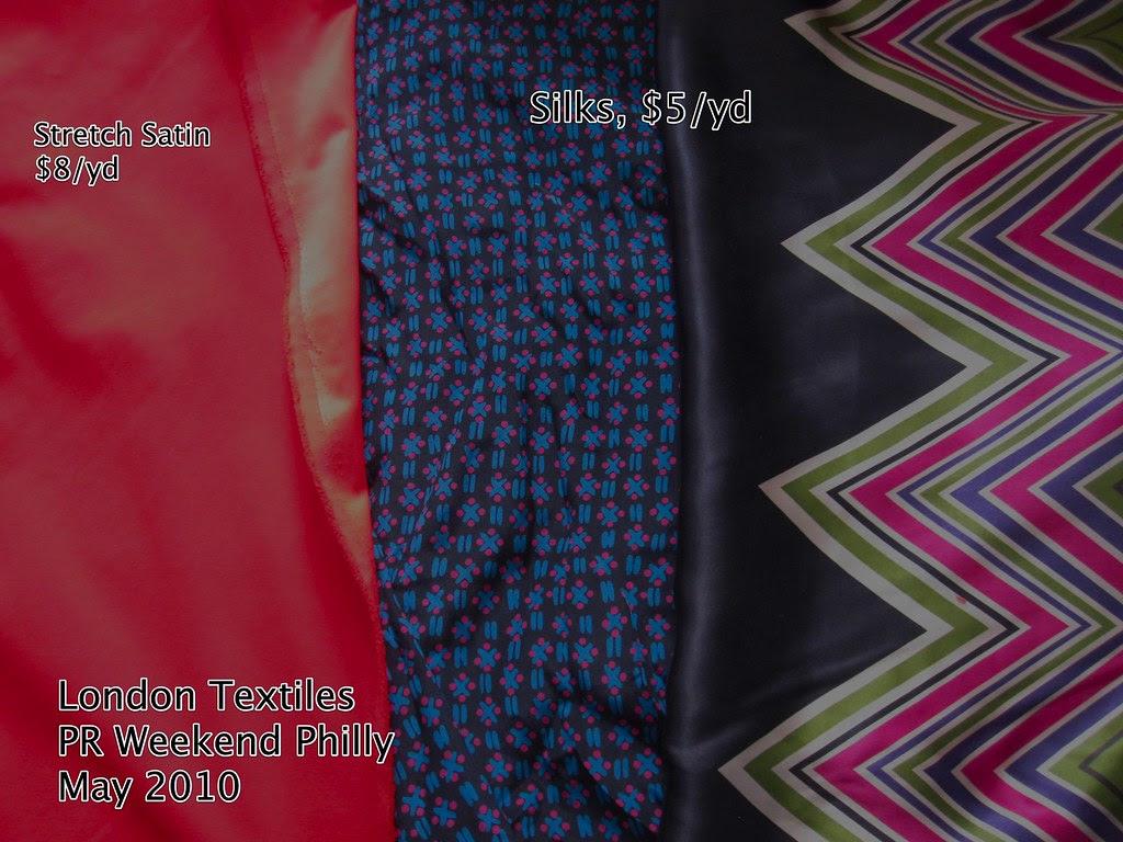 London Textiles 5-2010, Silk & Bolt
