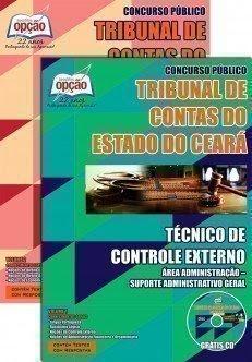 Apostila Concurso TRECE TÉCNICO DE CONTROLE EXTERNO - ÁREA ADM.