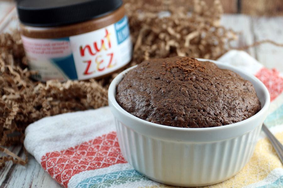 Brownie Batter Mug Cake - Keto Delivered