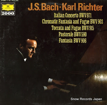 KARL RICHTER j.s.bach - karl richter