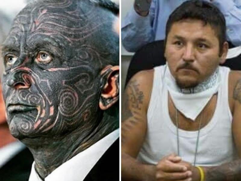 Uno De Los Hombres Más Tatuados Del Mundo Podría Llegar A Ser