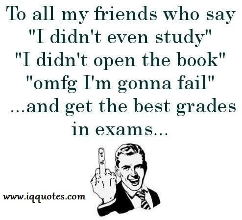 Quotes About Getting Exam Results 20 Quotes