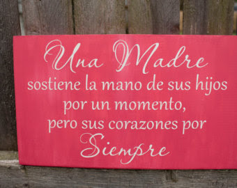 Quotes About Mom In Spanish 26 Quotes