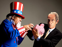 Pensions, Federal Government, Debt Ceiling, Retirement