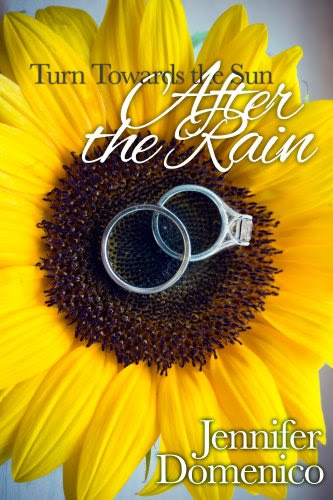Turn Towards the Sun Book Two (The Sunflower Trilogy) by Jennifer Domenico