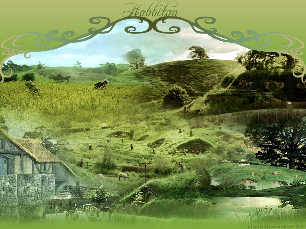 Hobbiton Lord Of The Rings Wallpaper 3073356 Fanpop
