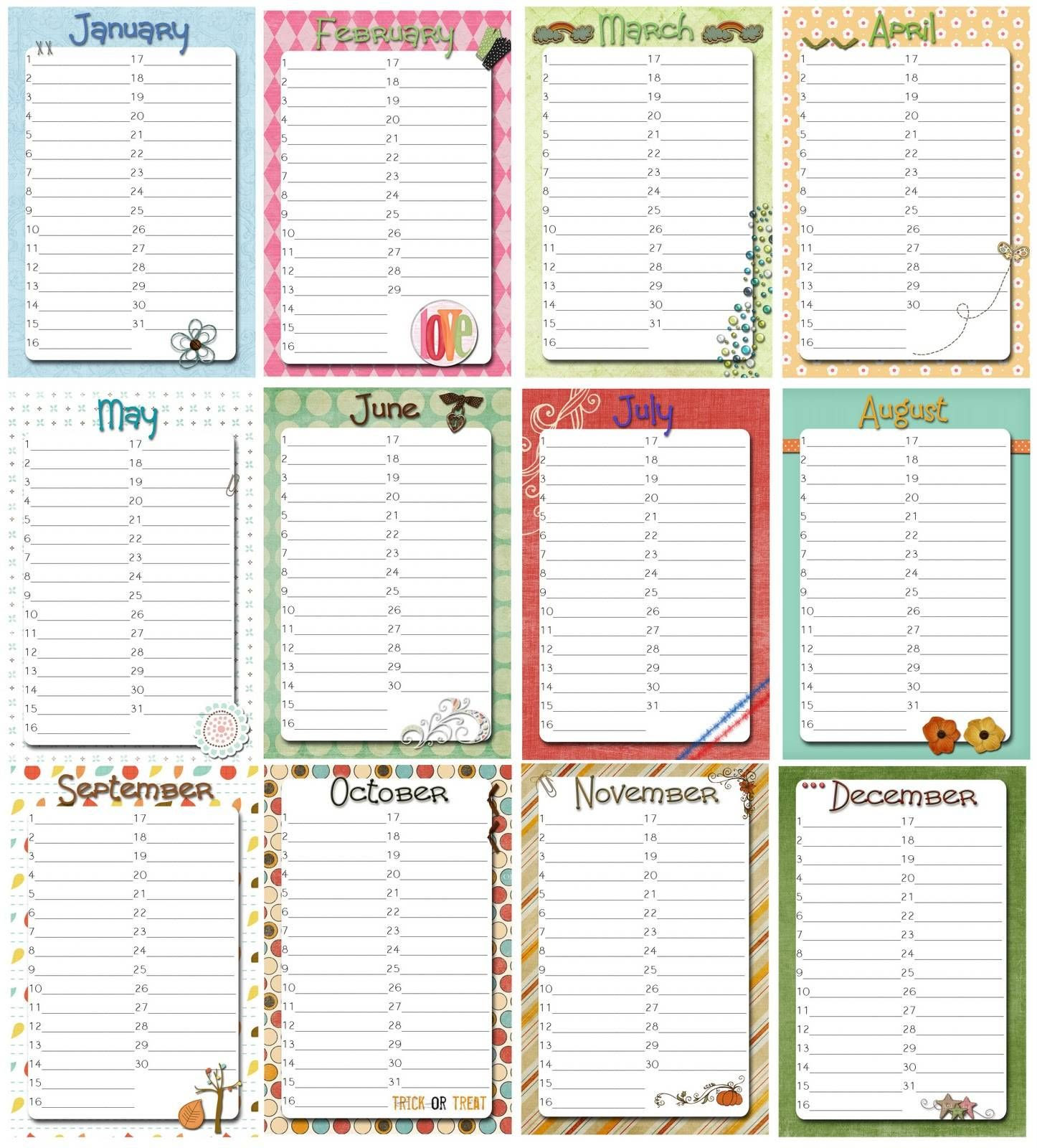 1000+ images about Printables on Pinterest | Christmas printables ...