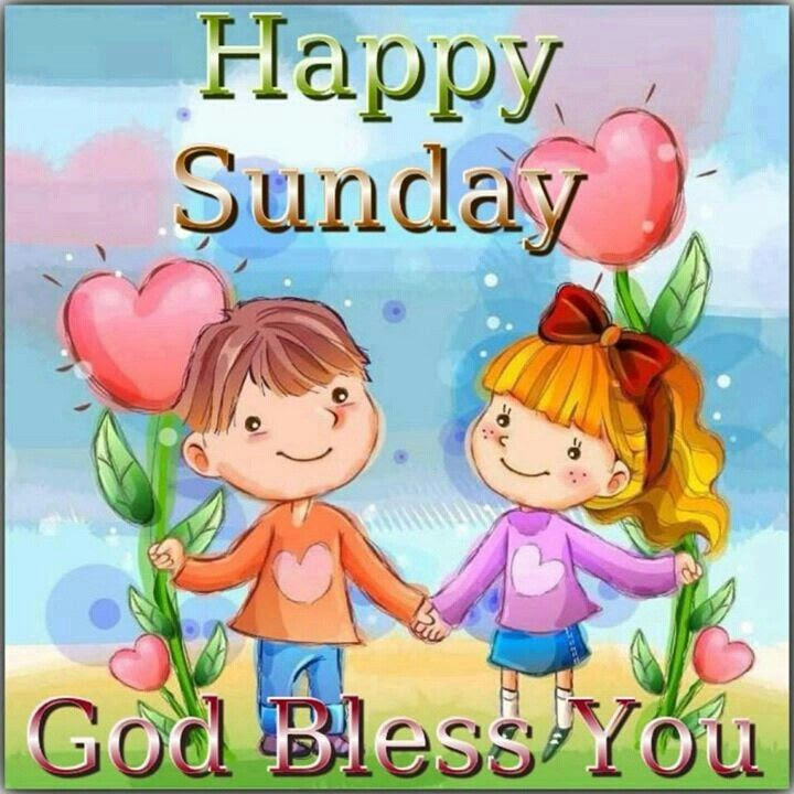 Happy Sunday God Bless You Pictures Photos And Images For Facebook