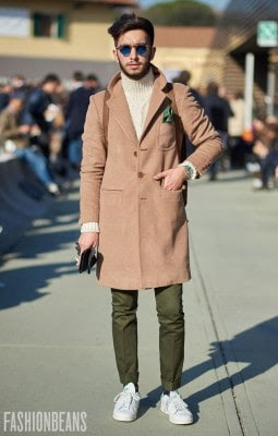 Nicola Radano, Photographed in Pitti Uomo<br/> Click Photo To See More