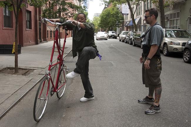 Custom Bike, nyc