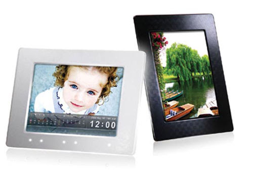 8inch Touchscreen Digital Photo Frame From Transcend Dandy Gadget