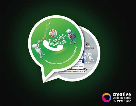 Whatsapp with ZooZoo Wedding Cards   whatsapp in 2019