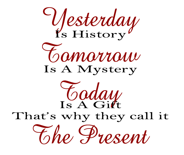 Quotes About Past Present And Future 474 Quotes