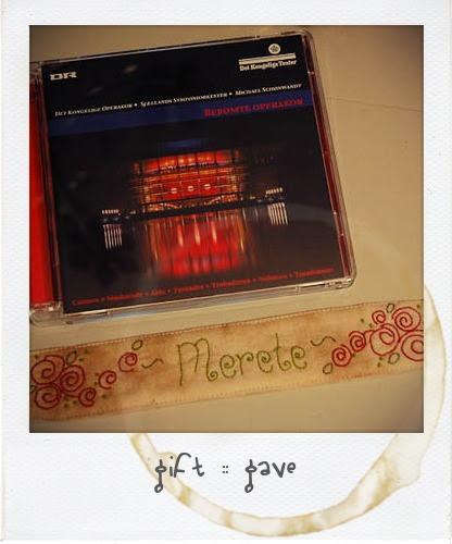 music gift :: musikk