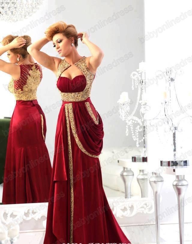 Latest evening dresses in dubai