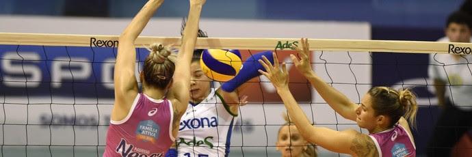 Rio de Janeiro  Osasco semifinal da superliga feminina (Foto: Andre Durão)