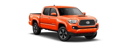 toyota tacoma colors infernoo lexington toyota