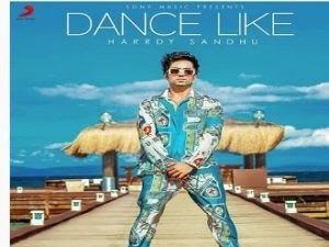 Dance Like Lyrics Hardy sandhu