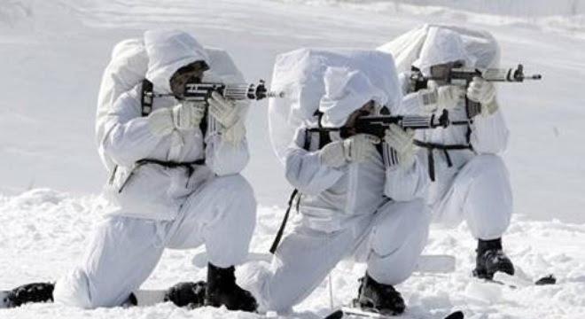 Hình ảnh Nga đang hoàn thiện căn cứ quân sự khủng tại Bắc Cực số 2