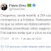 Flávio Dino confirma 8 mortes por Covid-19 no Maranhão
