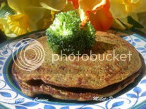 Ragi Besan Mung Pancake