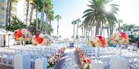 The Waterfront Beach Resort, A Hilton Hotel Weddings
