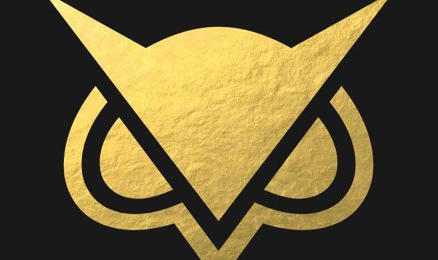 Gold H20 Delirious Logo