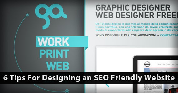 6 Tips For Designing an SEO Friendly Website