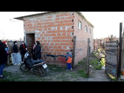 Un Centro Infantil necesitan ladrillos para Crear una  Biblioteca en barrio La Tablita