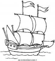Barche E Navi Da Colorare Disegni Da Colorare Di Barche E Navi