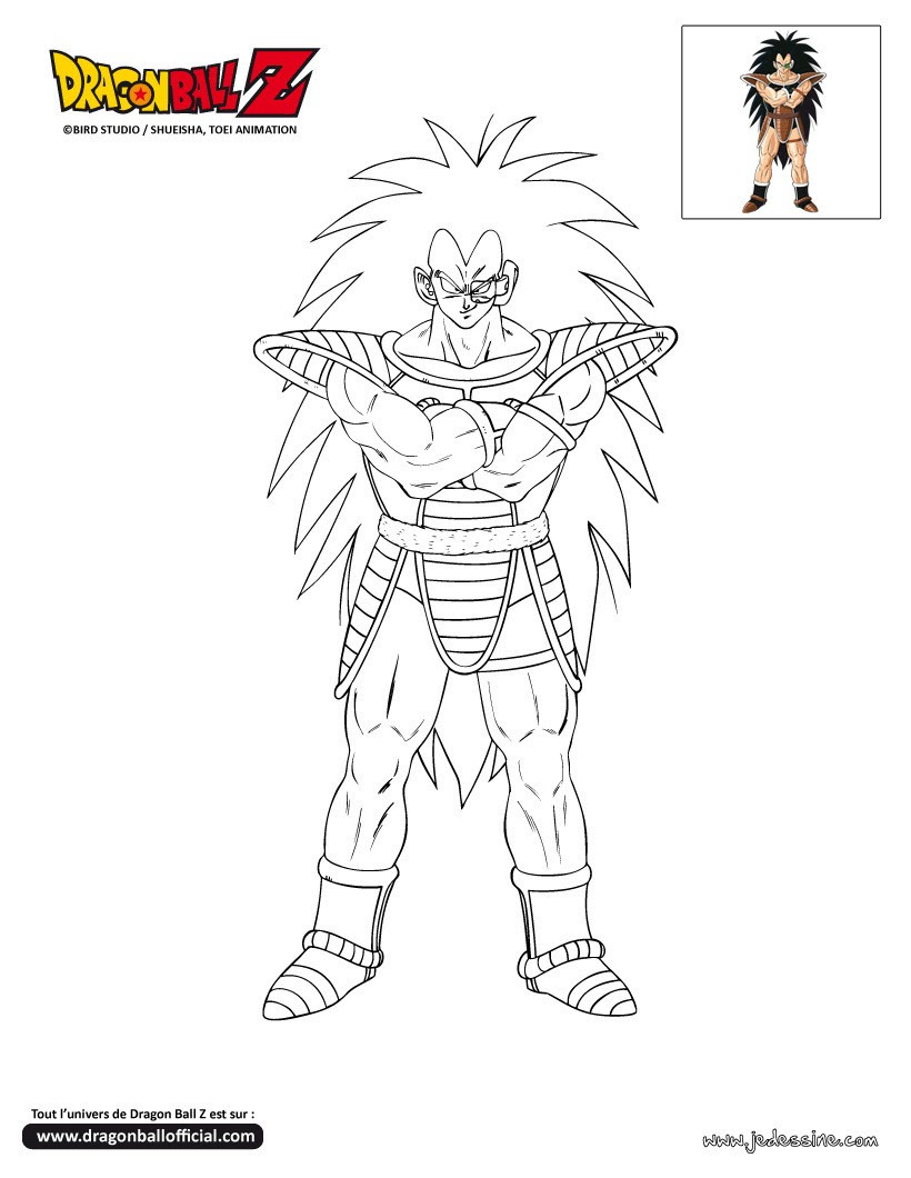 Coloriages Dragonball Z Frhellokidscom