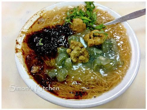 20140307正老牌麵線糊+南台中臭豆腐-6