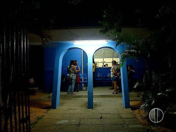 Crime foi registrado na Delegacia de Plantão da Zona Sul de Natal (Foto: Reprodução/Inter TV Cabugi)