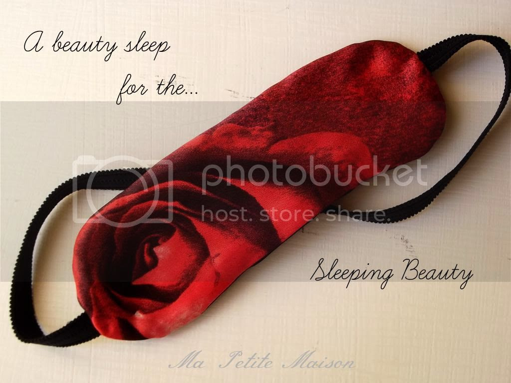Mascherina per sonnellino