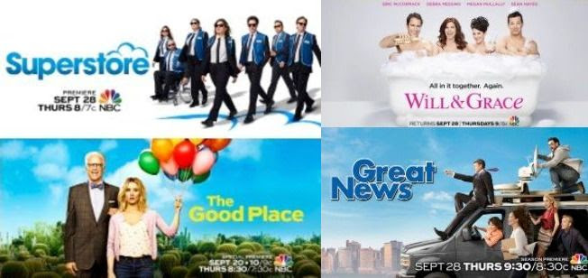NBC Thursday Sitcoms