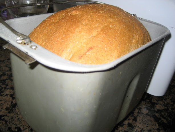 Whole Wheat Molasses Bread Bread Machine) Recipe - Food.com