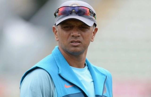 जरूरत पड़ने पर इंग्लैंड में मौजूद भारतीय टीम मैनेजमेंट से बात कर सकते हैं द्रविड़
